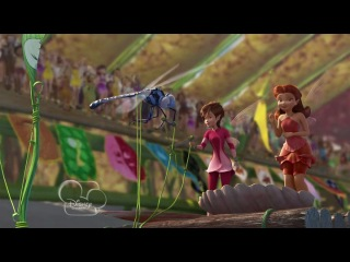 ������ ������ ���  Tinker Bell and the Pixie Hollow Games (2011) HDTVRip